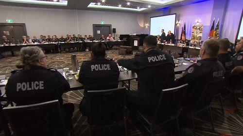 The NT Police Force is at risk of losing two highly experienced commanders to the Territory Government's executive pay freeze policy.