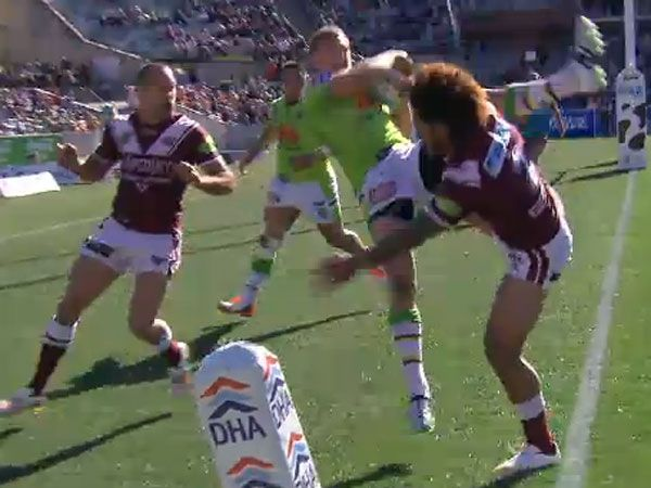 Clear up shoulder charge confusion: Johns
