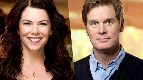 Lauren Graham reveals she's dating her Parenthood brother Peter Krause