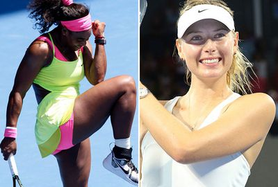 <b>Forbes' annual rich list has once again highlighted the pay gap between the world's top male and female athletes</b><br/><br/>Maria Sharapova and Serena Williams were the only females included in a pecking order topped by boxer Floyd Mayweather Jr.<br/><br/>However, the trend was not a reflection of the overall Forbes's rich list with Liliane Bettencourt ranked at number 10.<br/><br/>Andrew Bogut ($16.2 million) was Australia's top sports earner while Gina Rinehart came in at No.94 in the overall list with $15.8 billion.<br/>