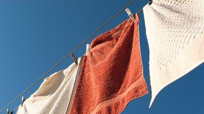 No more crunchy towels