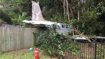 Sunshine Coast light plane crash