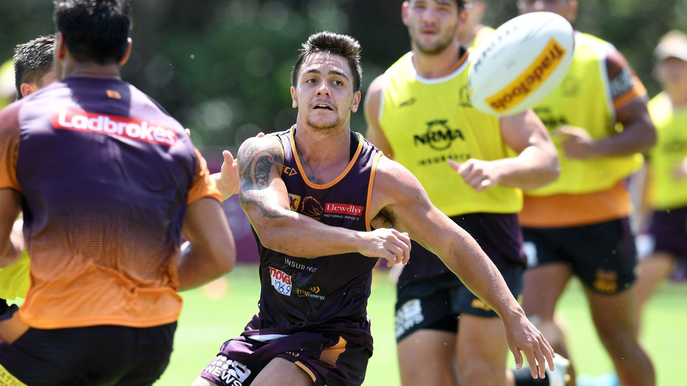Kodi Nikorima pulled from Brisbane Broncos NRL team as Warriors move is touted