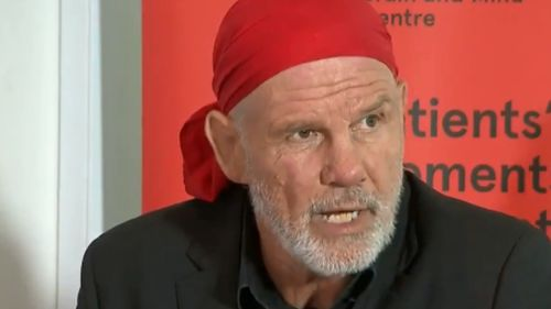 Peter FitzSimons has pledged his brain to further research into the dangers of sporting concussion. (9NEWS)