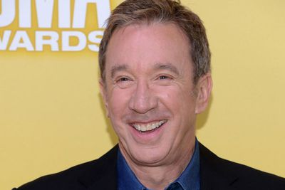Also sitting at $11 million on the <i>Forbes</i> list, long time TV star Tim Allen.