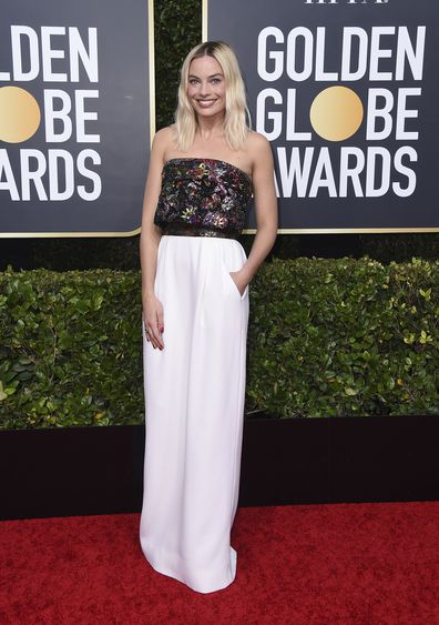Golden Globes best dressed: Margot Robbie