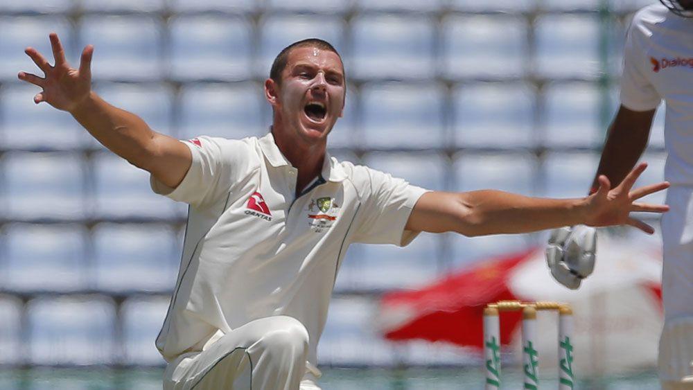 Hazlewood eyes revenge against South Africa