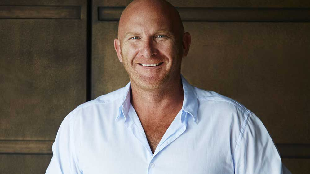 Chef and Family Food Fight Judge, Matt Moran