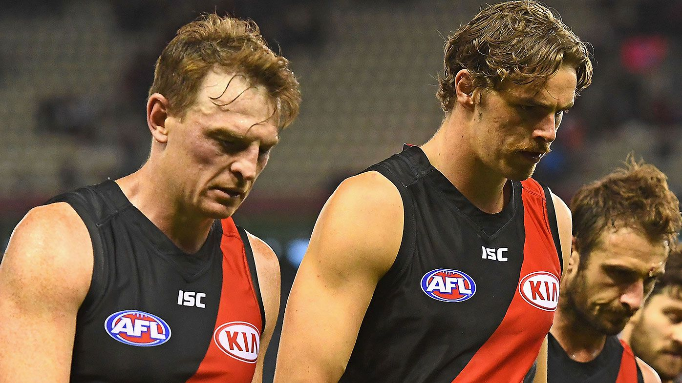 Brendon Goddard Joe Daniher