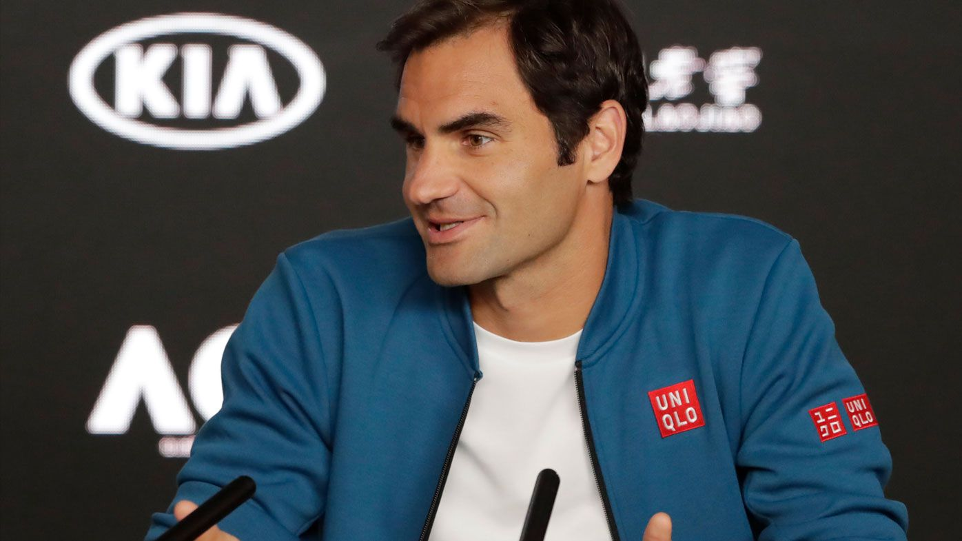 'I've been thinking about it, like where is that place?': Roger Federer ponders ideal retirement