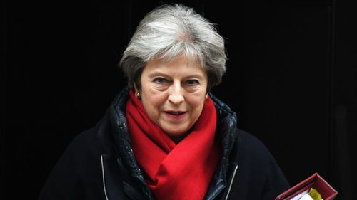 UK Prime Minister Theresa May has set a deadline for Moscow to explain its role in the poisoning. (AAP)