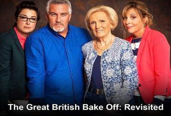 Great British Bake Off Revisited