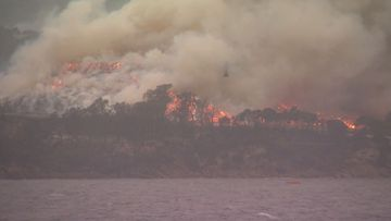 NSW south coast fires
