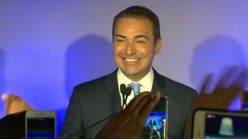 Steven Marshall will be the new Premier of South Australia. (9NEWS)