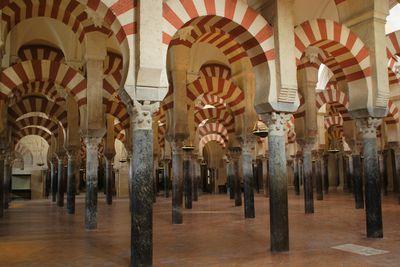<strong>5. Mezquita Cathedral de Cordoba – Cordoba, Spain</strong>