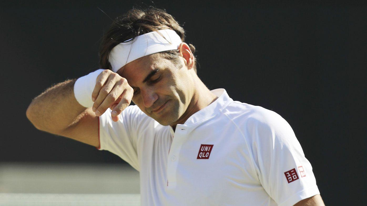 Vanquished champion Roger Federer vows to return to Wimbledon after shock exit