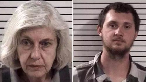 US pair arrested after boy punched in face and duct-taped to chair