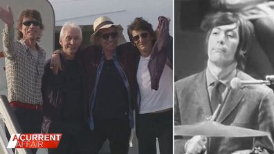 Rolling Stones drummer's most memorable moments.