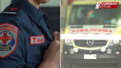 Paramedics Traumatised