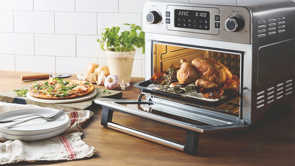 Aldi air fryer oven with pizza function