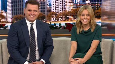 Make you smile:  What Karl Stefanovic can't wait to do in Queensland