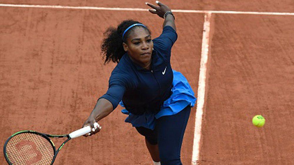 Serena Williams. (Getty)