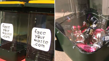 An Adelaide council wants to introduce see-through wheelie bins to tackle lazy recycling.