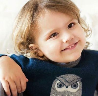 Prince Alexander turns 3