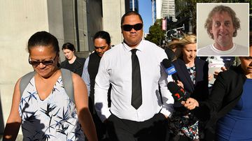 Road rage manslaughter jury can't reach verdict