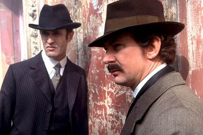 <b>Holmes and Watson:</b> Rupert Everett and Ian Hart.<br/><br/><b>The case:</b> Hart reprised his role as Watson in this sort-of-sequel to the 2002 <i>Hound of the Baskervilles</i>. Sherlock, however, received an extreme makeover: he was instead played by Rupert Everett. Another difference: this mystery wasn't directly based on any of Arthur Conan Doyle's short stories.