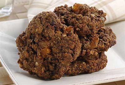 Gluten-free Weet-Bix cookies
