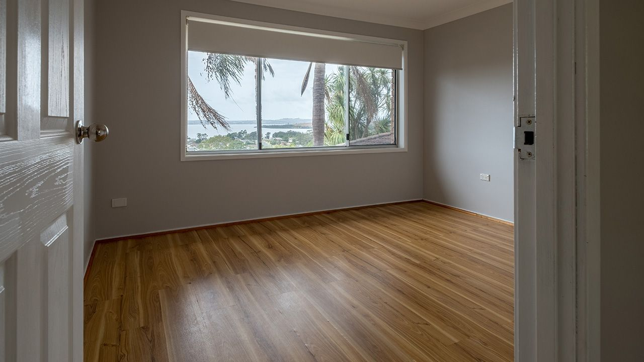 BEFORE: The master bedroom