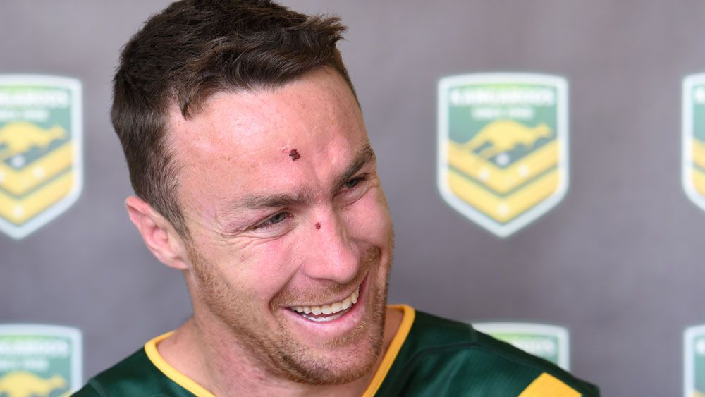 James Maloney.(AAP)