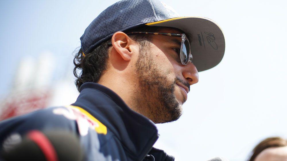 Red Bull gave 'better strategy' to Verstappen: Ricciardo