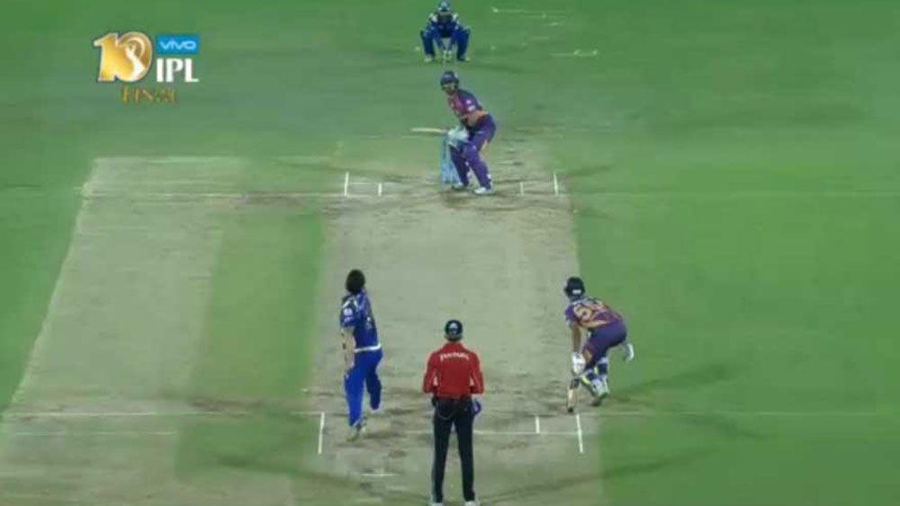 Mitchell Johnson leads Mumbai to IPL title