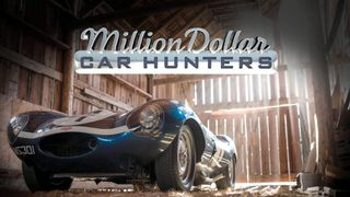 million dollar car hunters