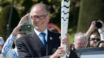 Brazilian police have searched a number of homes including the head of the Brazil Olympic committee Carlos Nuzman. (AAP)