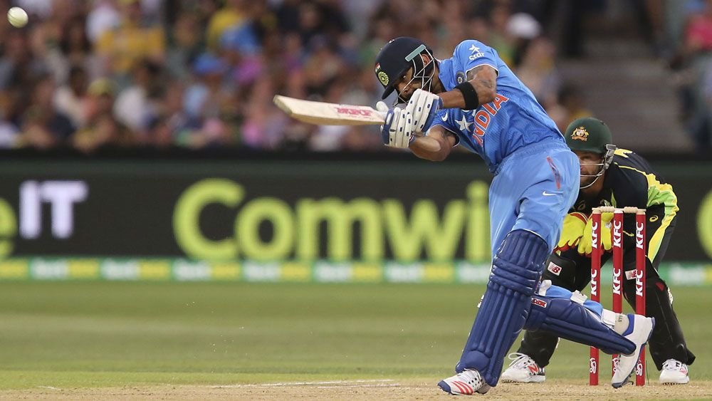 India triumph over Aussies in T20 opener