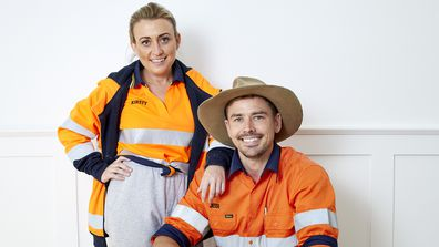 Kirsty and Jesse, The Block 2021