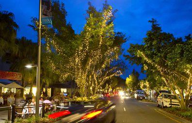 Hastings Street, Noosa