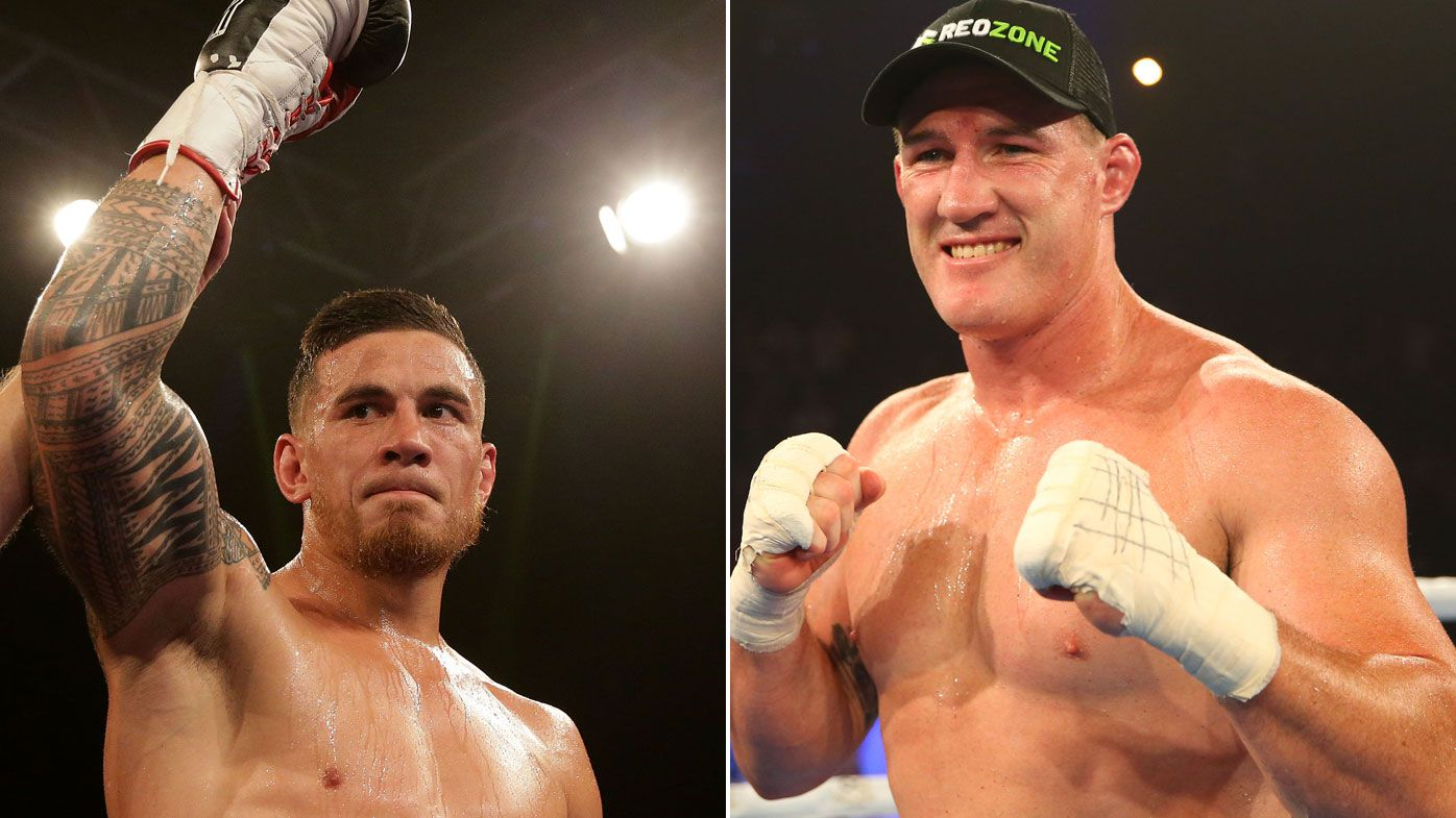 Paul Gallen set for mega fight with SBW: report