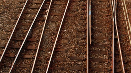 Train tracks can expand in extreme temperatures. (AAP)