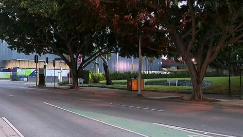 A teenager has died after being stabbed in the centre of Brisbane.