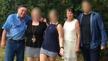 Brad and Tracey Strachan were involved in a deadly crash in Muswellbrook. Brad is fighting for life in hospital while Tracey died at the scene.