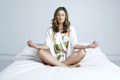 Yoga helps you sleep better