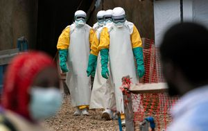 Europe approves first-ever Ebola vaccine