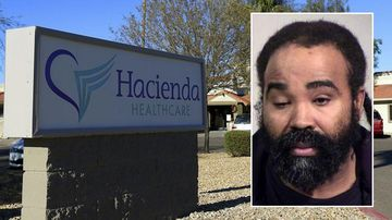 Nurse charged with raping incapacitated US woman