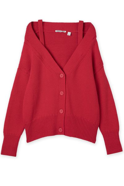 """<a href=""""https://www.countryroad.com.au/Product/60212706/cropped-cardigan"""" target=""""_blank"""">Country Road Cropped Cardigan, $139.</a>"""