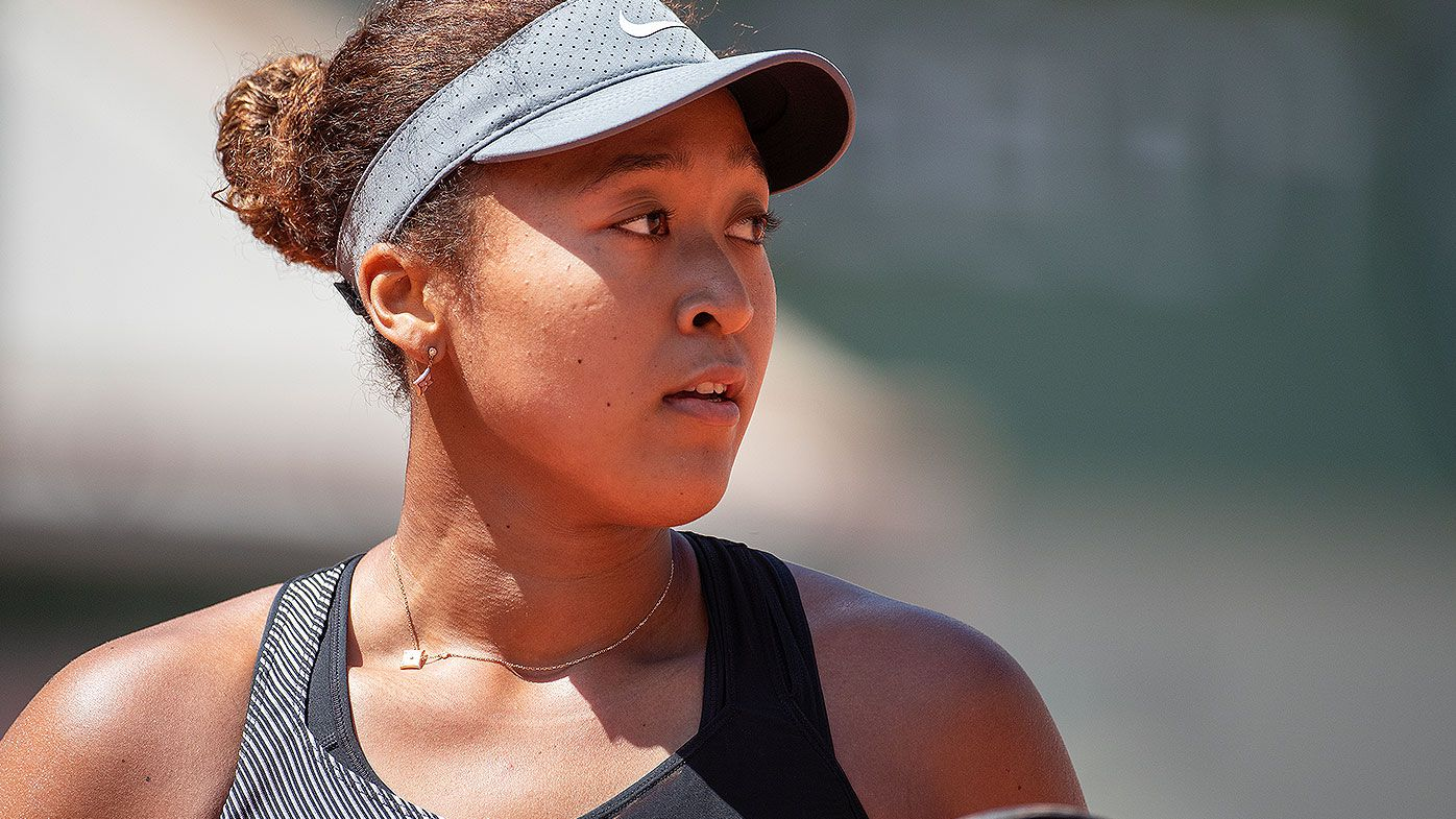 Naomi Osaka withdraws from tune-up event, Wimbledon status in doubt
