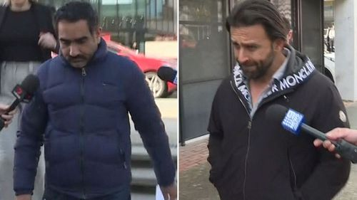 Three men charged with conspiring to defraud the Australian government
